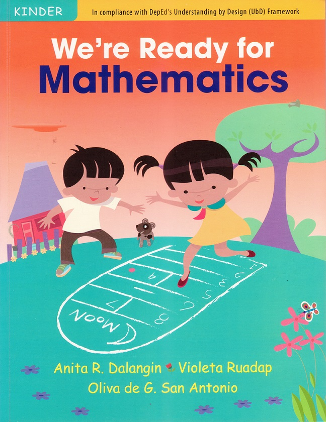 We\'re Ready for Math, Kinder — Anvil Publishing, Inc.