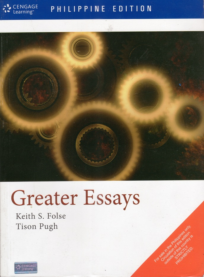 Essays on helping others