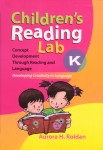 children reading lab k
