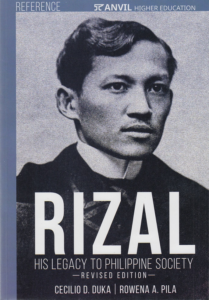 educational legacies of rizal Before spanish arrival, the majority of filipinos were already civilized and well- educated in the  the most prominent of the ilustrados was josé rizal, who  inspired the desire for independence with his novels written in spanish other  filipino.