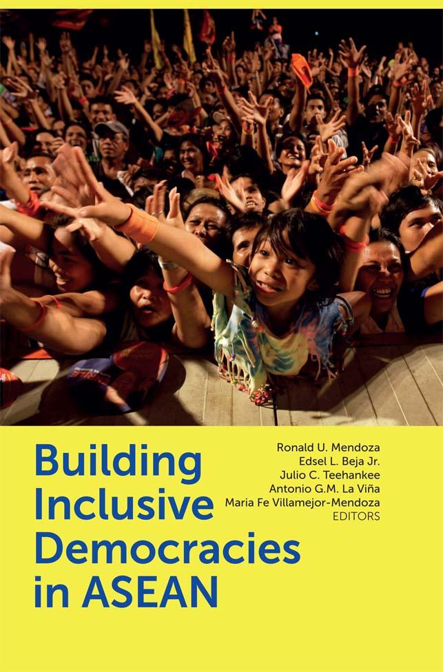 web Building Inclusive Democracies cover.