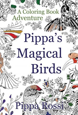 Pippa S Magical Garden Coloring Book Anvil Publishing Inc