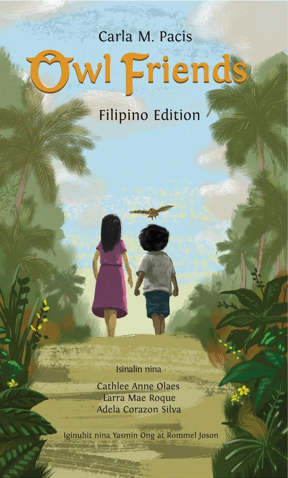 Owl Friends - Filipino Edition