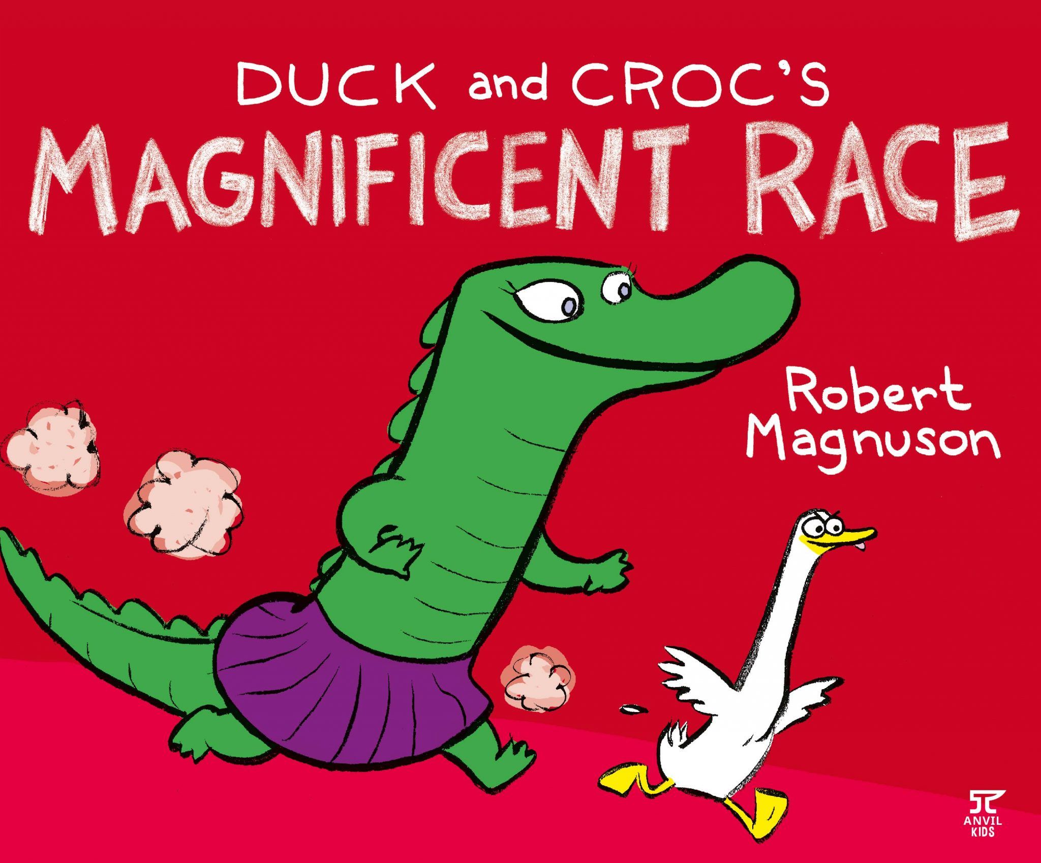 Duck and Croc's Magnificent Race